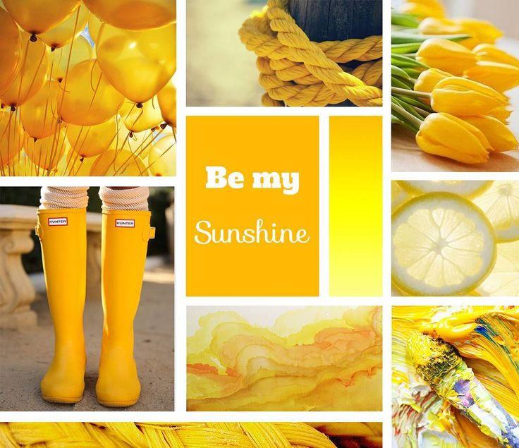 El color amarillo es energético y refrescante. En solitario, o combinado, siempre llama la atención. Dependiendo de los colores con los que lo acompañemos da la sensación de verano, o de otoño. Te gusta él color amarillo? -------------------- Yellow is energetic and refreshing. Alone, or combined, it always attracts attention. Depending on the colors you combine it with, it reminds you summer, or autumn. Do you like yellow color? #yellow #moodboard #graphicdesign #webdesign #branding…