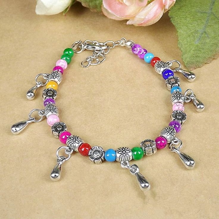 2016 Hot New Popular Gifts Beads Bracelet Fashion Women Tibetan ethnic customs Cangshi Bohemia Jewelry Wholesale #Affiliate