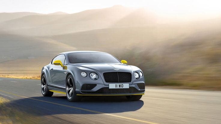 2017 Bentley Continental GT Speed Black Edition http://www.wsupercars.com/bentley-2017-continental-gt-speed-black-edition.php