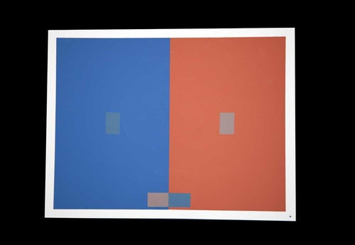 123 best images about color theory and geometry harmony on for Josef albers color theory
