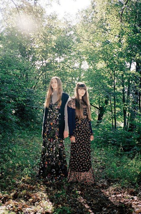 First Aid Kit, Johanna Söderberg and Klara Söderberg.