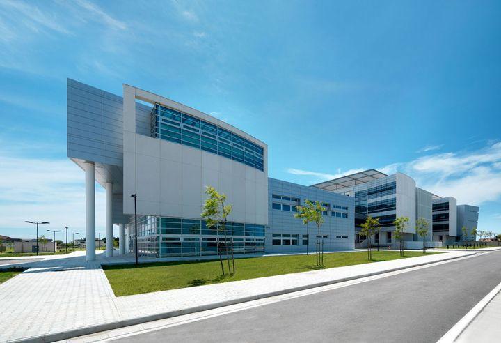 NATO Headquarters by Interplan2 Architetti #architecture