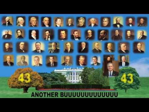 Presidents' Day song to help your students learn the Presidents in the correct order.