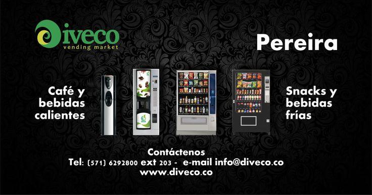 Vending machines en colombia #vending