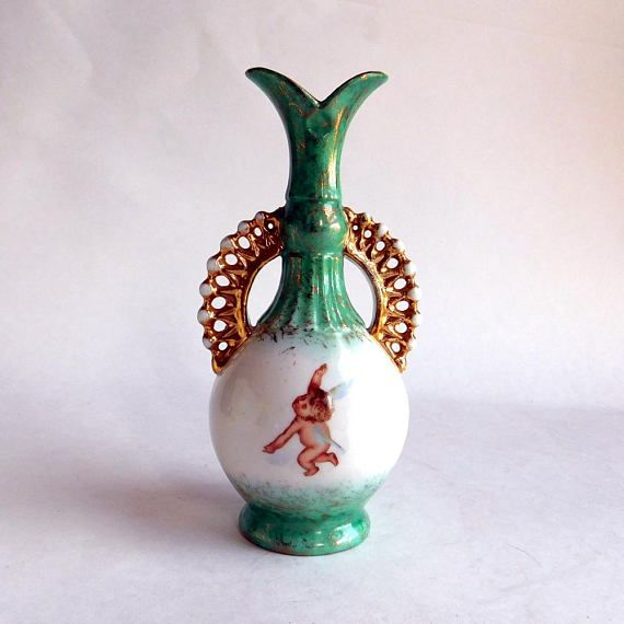 Porcelain Victoria Carlsbad Austria Marks