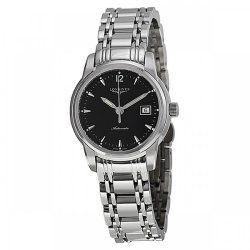 Longines Saint Imier Black Dial Ladies Replica Watch L2.563.4.52.6