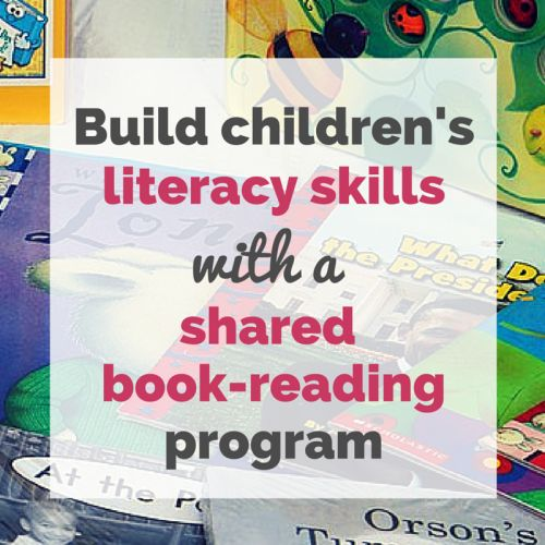 How shared book-reading activities can help build kids' vocabulary skills