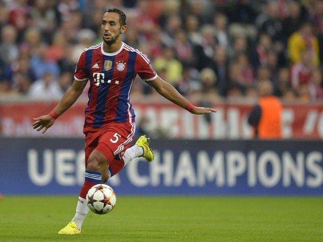Medhi Benatia plays down Bayern Munich exit talk