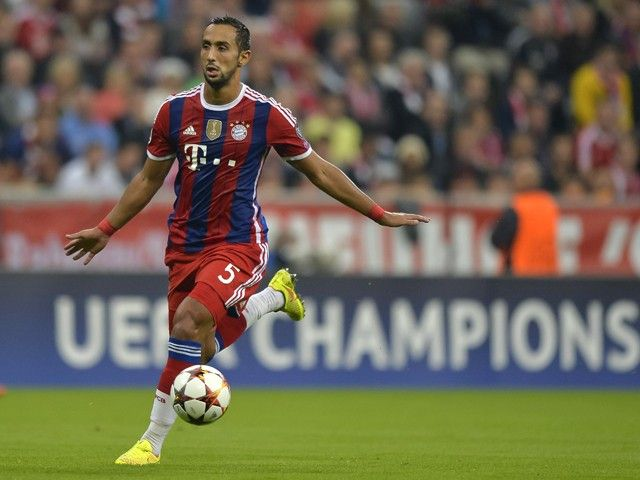 Medhi Benatia plays down Bayern Munich exit talk