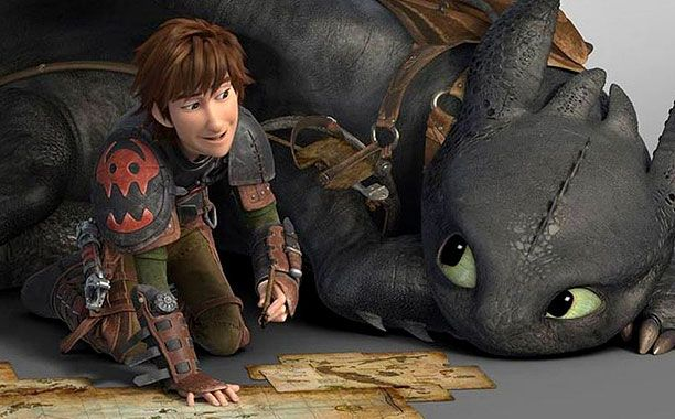 How to Train Your Dragon 2' trailer: Hiccup and Toothless are back ...