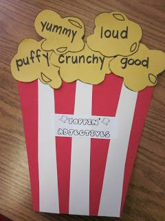 First Grade Fairytales: Awesome Adjectives!