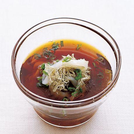 いかとろろ昆布つゆ | 井澤由美子さんのそうめん・ひやむぎの料理レシピ | プロの簡単料理レシピはレタスクラブネット