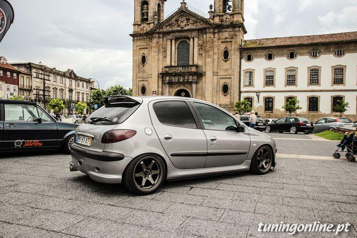 bracara motorfest Peugeot 206