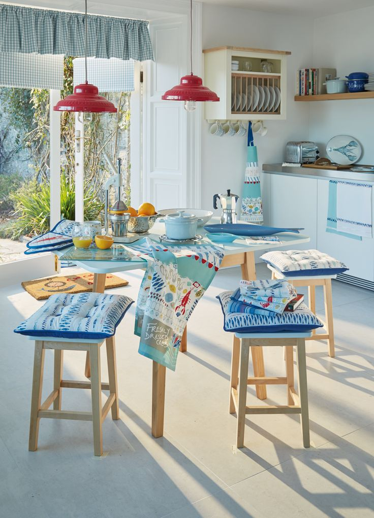 Laura Ashley Harbour Ss16 Home Collection Ss16 Harbour