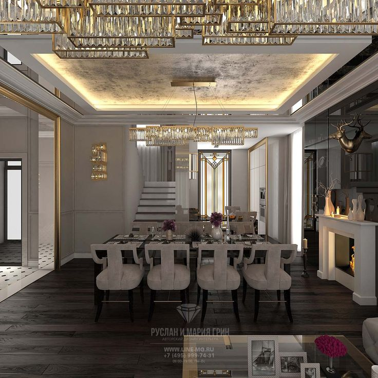 Дизайн кухни-столовой-гостиной: фото http://www.interior-design.biz/dizayn-kottedzha-vnutri-foto-v-sovremennom-stile