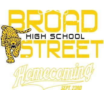 IZA DESIGN Homecoming Shirts.  Custom Homecoming T-Shirt Design - Homecoming Greatness (cool-278h1).  Specializing in custom alumni homecoming t-shirts for over 30 years.
