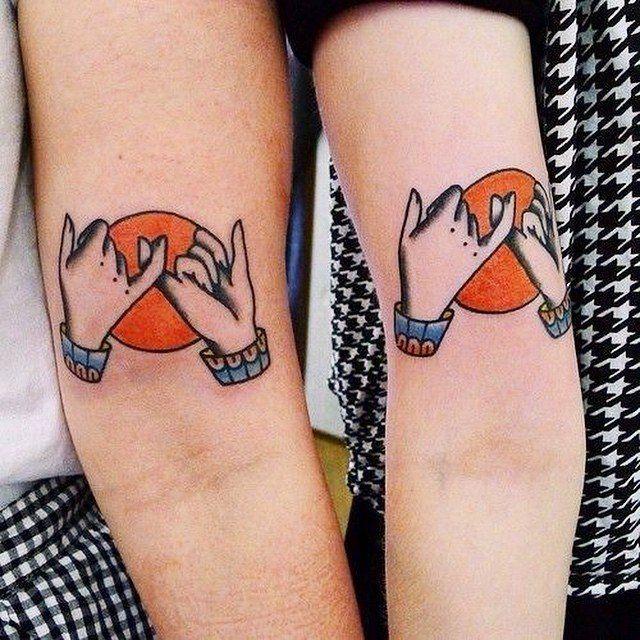 Tatuajes que sólo te harías con tu alma gemela