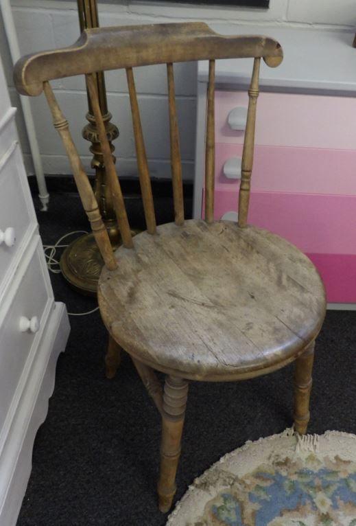 Antique farmhouse chair £85