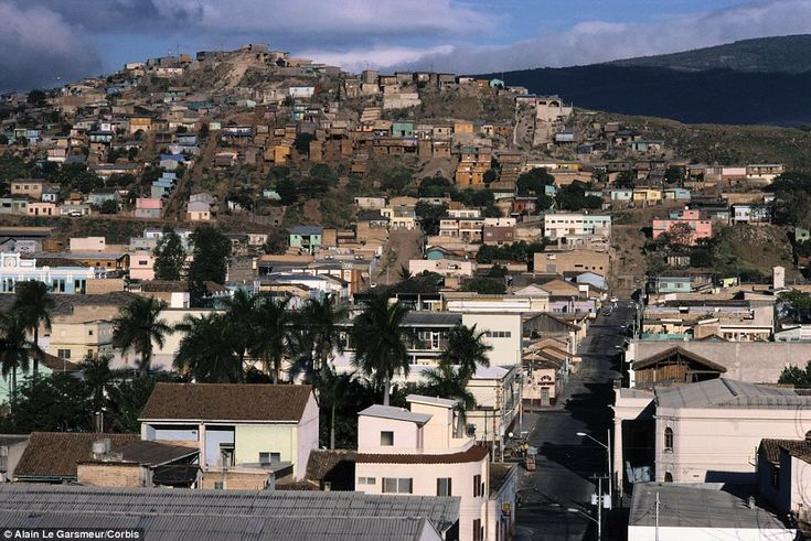 In Tegucigalpa, Honduras there is so much crime that residents and tourists alike are advi...