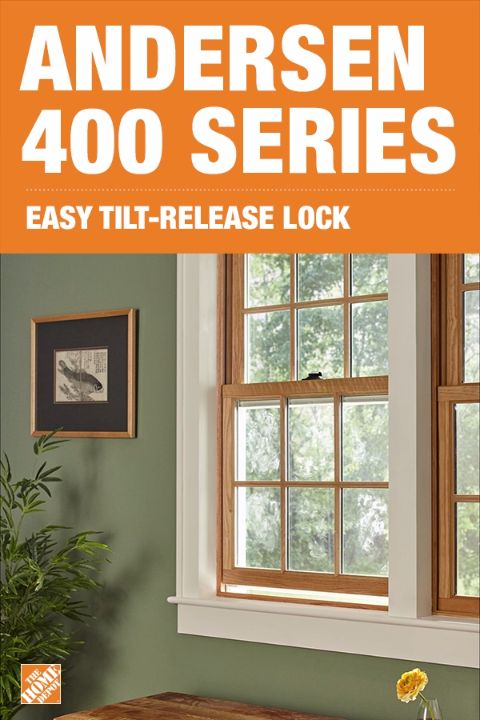 Clean your windows using just one hand with the andersen for Andersen windows u factor
