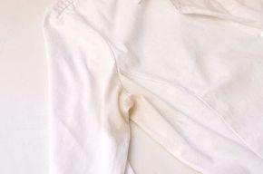 Beyaz Kıyafetlerdeki Sarı Ter Lekeleri Nasıl Çıkartılır?