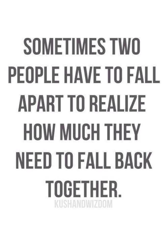 rekindling your love quotes - Google Search. But sometimes it's just too late!!!