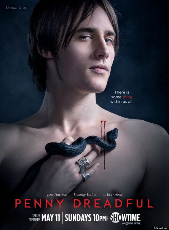 Broadway's Spiderman, actor Reeve Carney plays Dorian Gray on the show and brings a cup of creep into his portrayal of the character. Description from hunks85.rssing.com. I searched for this on bing.com/images