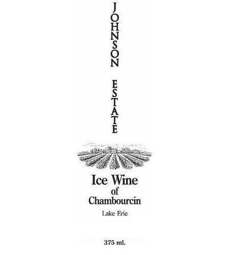 2012 Johnson Estate Chambourcin Ice Wine 375 mL