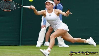 loading... Conform digisport Simona Halep s-a calificat fără emoţii în turul secund de la Wimbledon Simona Halep, favorită 2, s-a calificat în turul al doilea al turneului de la Wimbledon Ea a învins-o pe neo-zeelandeza Marina Erakovic în două seturi, 6-4, 6-1. Simona Halep, 25 de ani, numărul doi mondial, a trecut după o oră ...