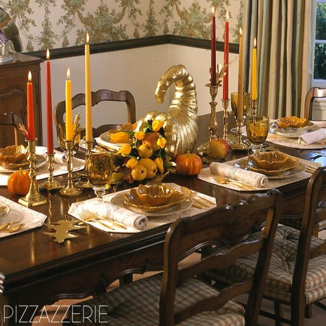 17 best images about holidays on pinterest thanksgiving for Elegant table setting for thanksgiving