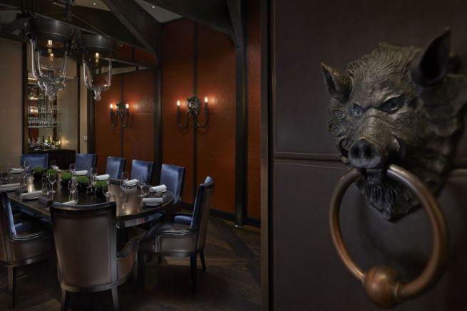 Un menú que nos transporta a la gastronomía de los siglos XV y XVI es la propuesta de Dinner, el restaurante del chef Heston Blumenthal en el hotel Mandarin Oriental Hyde Park de Londres.