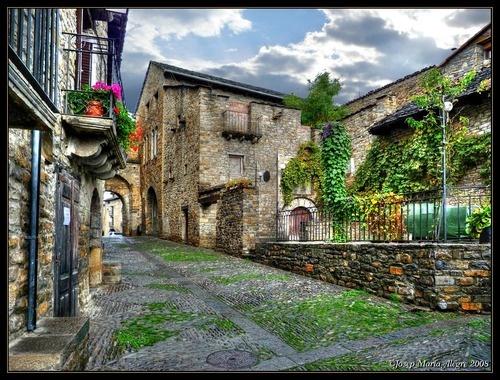 Ainsa - Huesca - Spain
