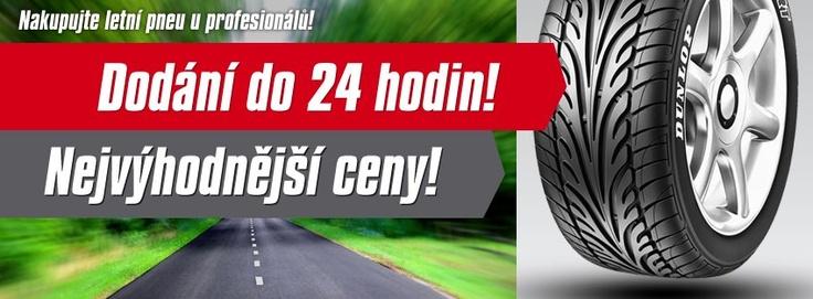 Letní pneumatiky pouze výhodně s Nejvyhodnejsipneu.cz