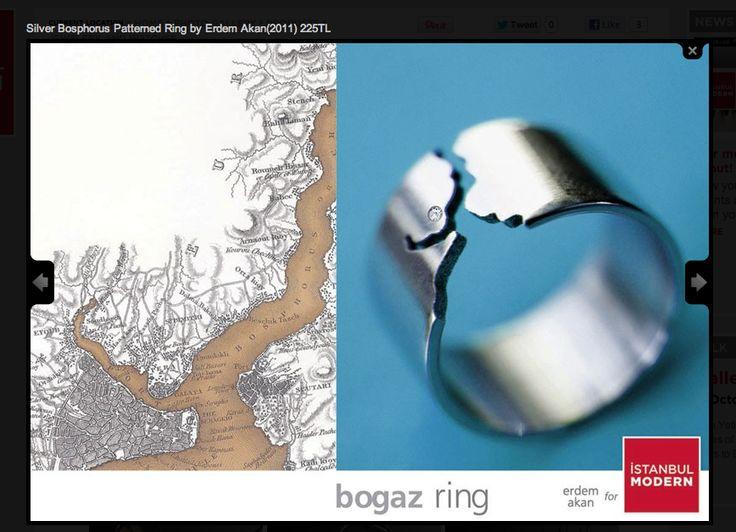 Istanbul bosphorus ring