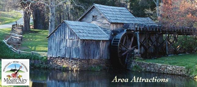 mt airy north Carolina nc real estate, maps, furniture, information