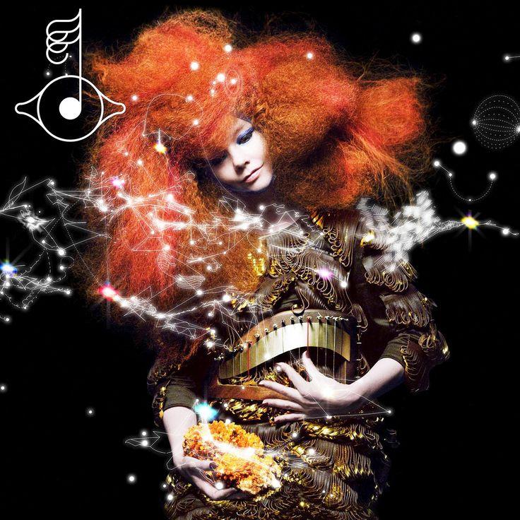 M/M PARIS. Björk, Biophilia. 2012. Inez van Lamsweerde & Vinoodh Matadin.