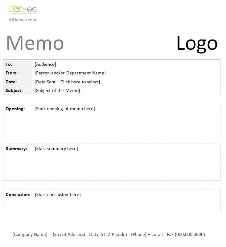 12 Best Memo Templates - Dotxes Images On Pinterest | Places