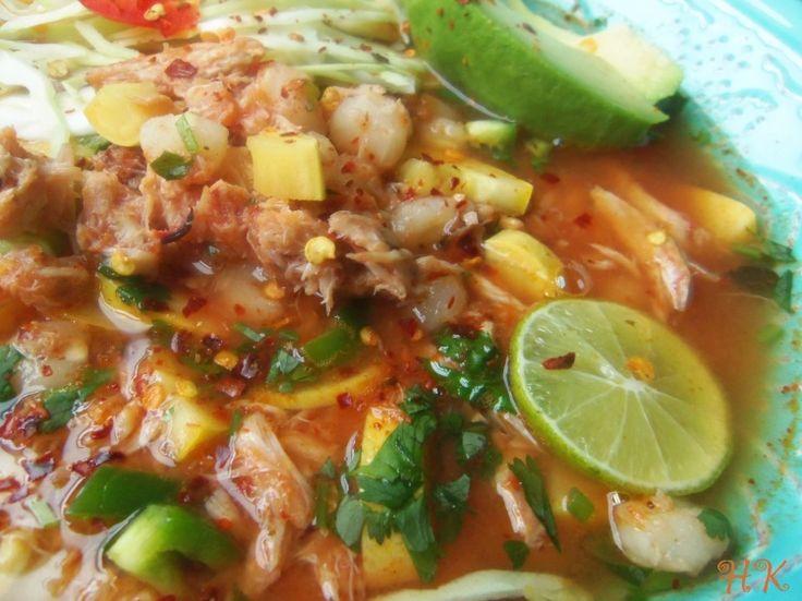 Caldo de Cangrejo y Limon (Crab and Lime Soup) | Hispanic Kitchen