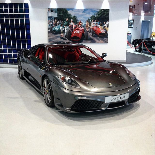 Stunning Rosso Scuderia 430 Scud New In Stock Joemacari: 33 Best Images About Ferrari F430 Scuderia/16M On