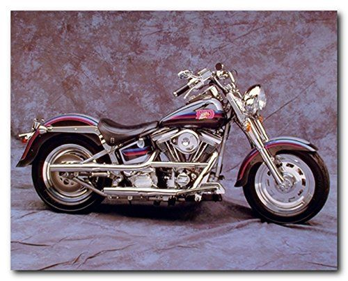 Simply Wow! This Harley Davidson vintage art print poster will enhance the beauty of your sweet home. It would help to add a charm and style to your decor patter. It will be a great gift for any bike lover. We offer durability and perfect color accuracy which keep long lasting beauty of the product. Order today and enjoy your surroundings.