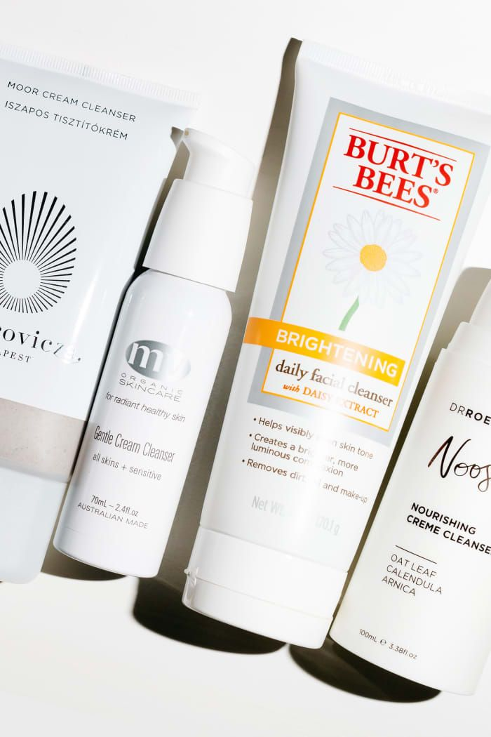 Editor's Picks: 24 of the Best Cream Cleansers (For When Your Skin Is Feeling Dry or Sensitive)