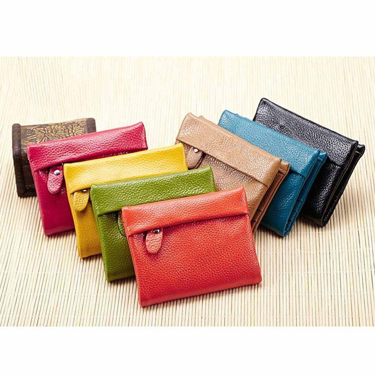 Fashion Women Lady Leather Wallet Bag Case Clutch Litchi Texture Coin Purse #Jp