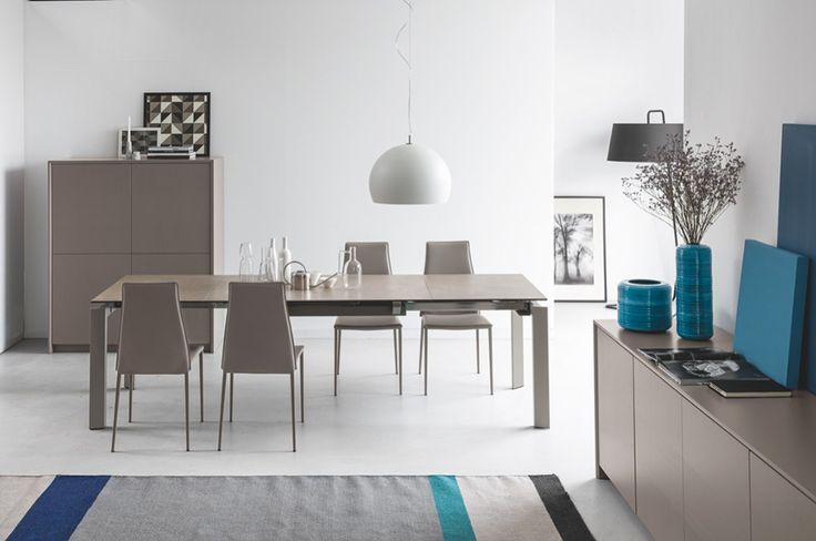 Turkusowe meble - Calligaris / Turquoise furniture