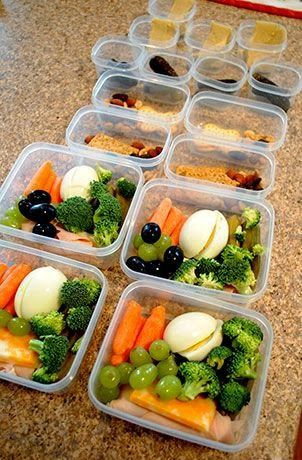 I absolutely love this idea! I always think those packaged fruit/cheese boxes lo…