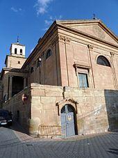 Jumilla - Iglesia de Santiago.