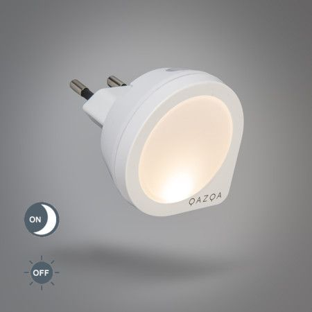Steckerleuchte klein mit Helligkeitssensor: #steckerleuchte #Nachtlicht  #innenbeleuchtung #gemütlich #atmosphäre #Helligkeitssensor
