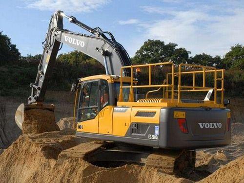 heavy volvo ec220d lr ec220dlr excavator workshop service repair rh pinterest com Volvo Tractor Volvo Excavator Toy
