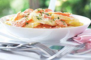 recette de Gratin de pommes de terre sur le gril sur kraftcanada.com