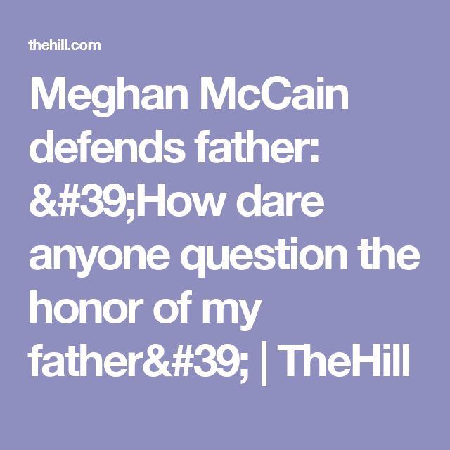 25+ Best Ideas About Meghan Mccain On Pinterest