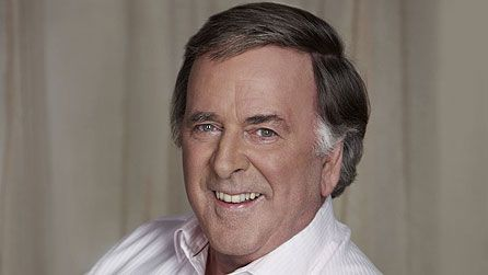 Terry Wogan paved the way for Irish TV presenters